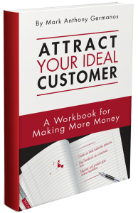 Ideal customer 3D book cover web cropped